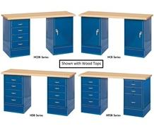 CABINET AND DRAWER WORK BENCHES